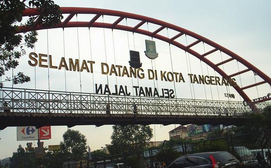 Jasa Kurir Tangerang